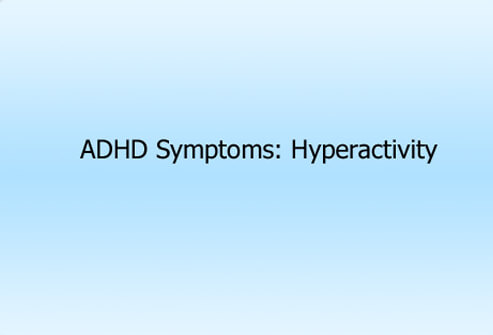signs of adhd in kids