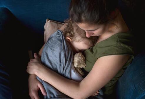 Postpartum Depression: Symptoms, Diagnosis & Treatment